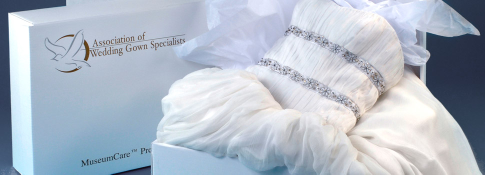 Moline Kronberg Dry Cleaners | Wedding Dress Preservation ...