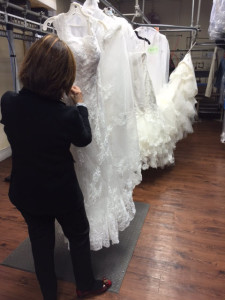Bridal restoration
